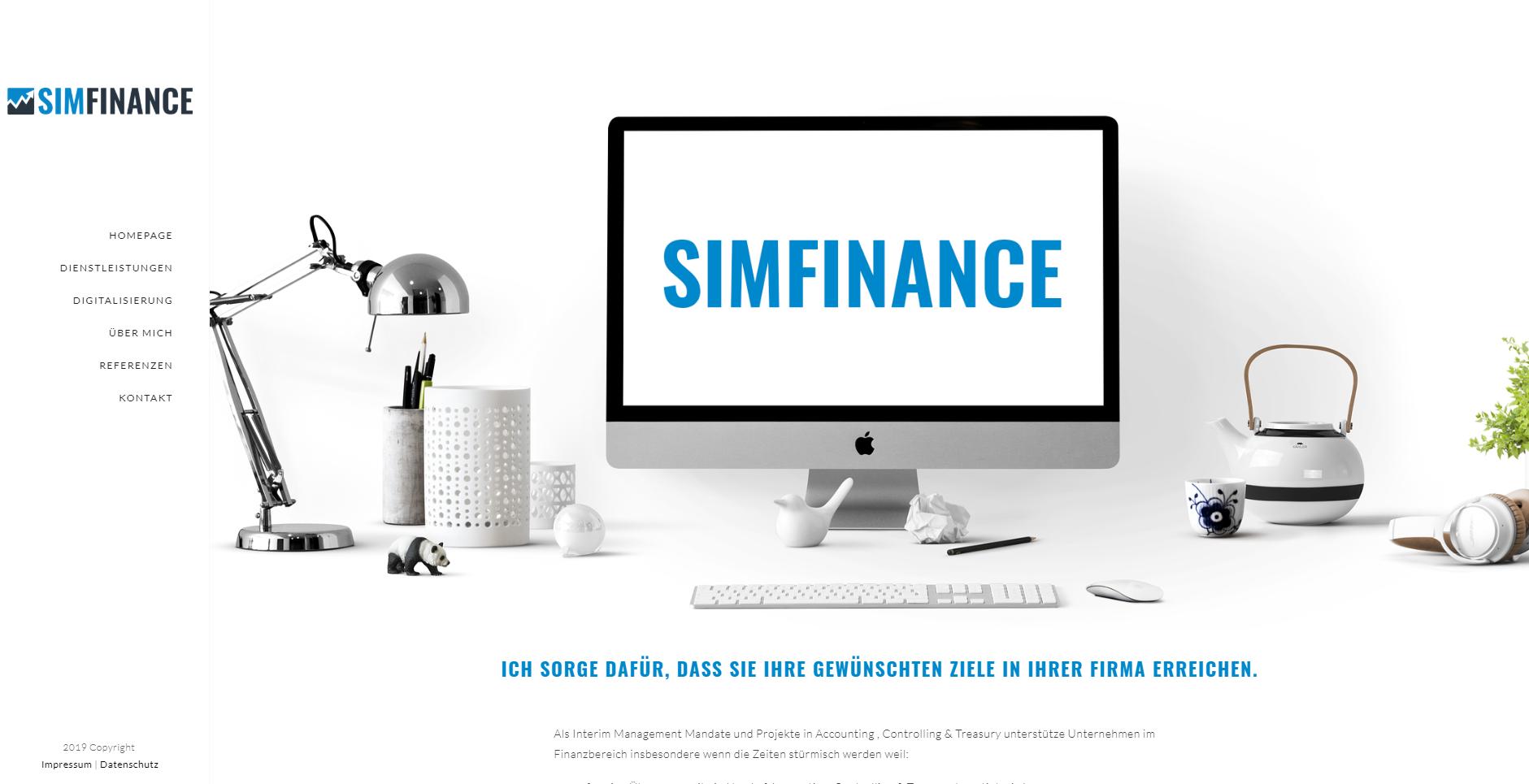 SimFinance