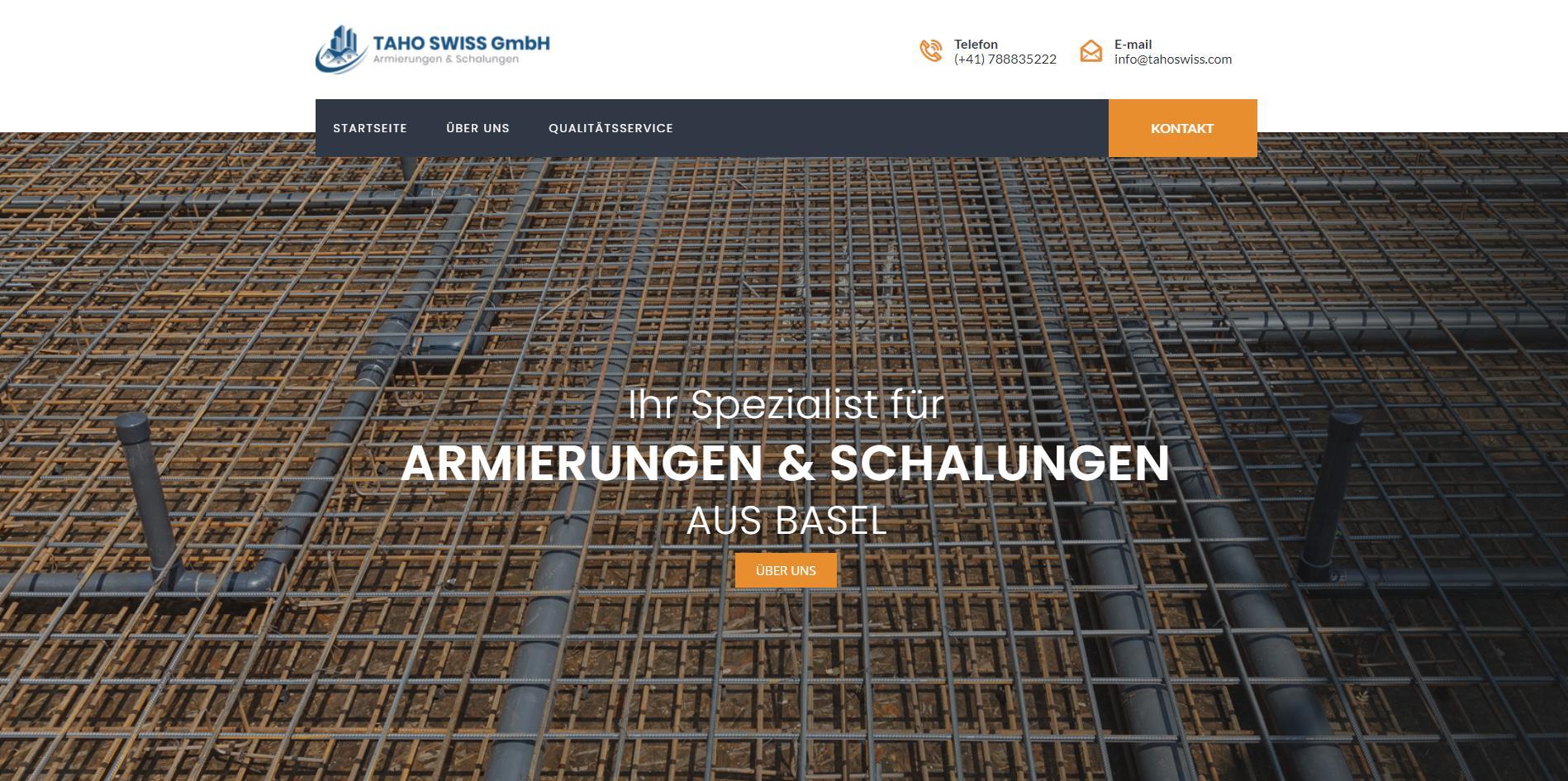 Taho Swiss GmbH