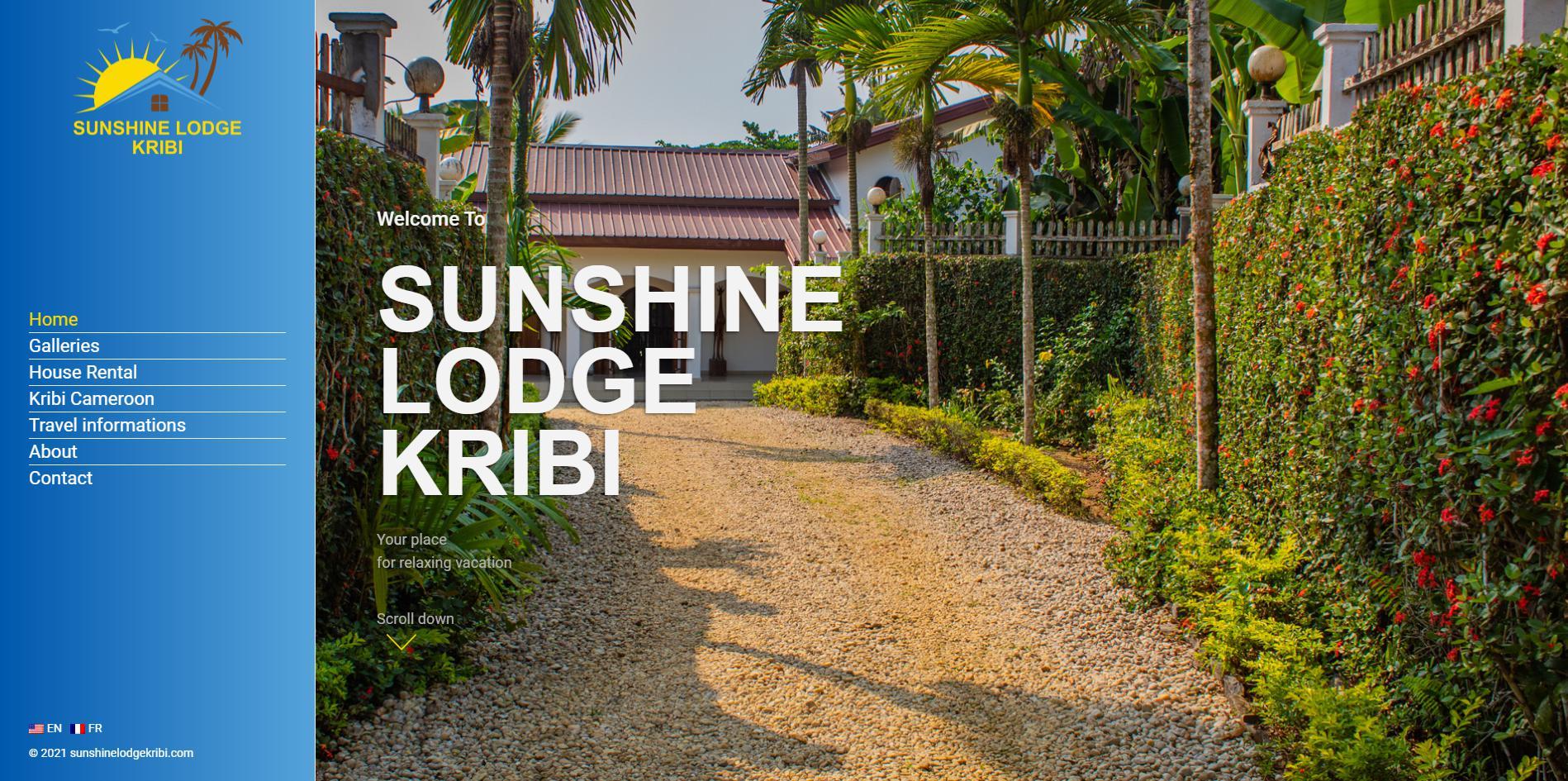 Sunshine Lodge Kribi